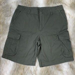 Faded Glory cargo shorts size 38